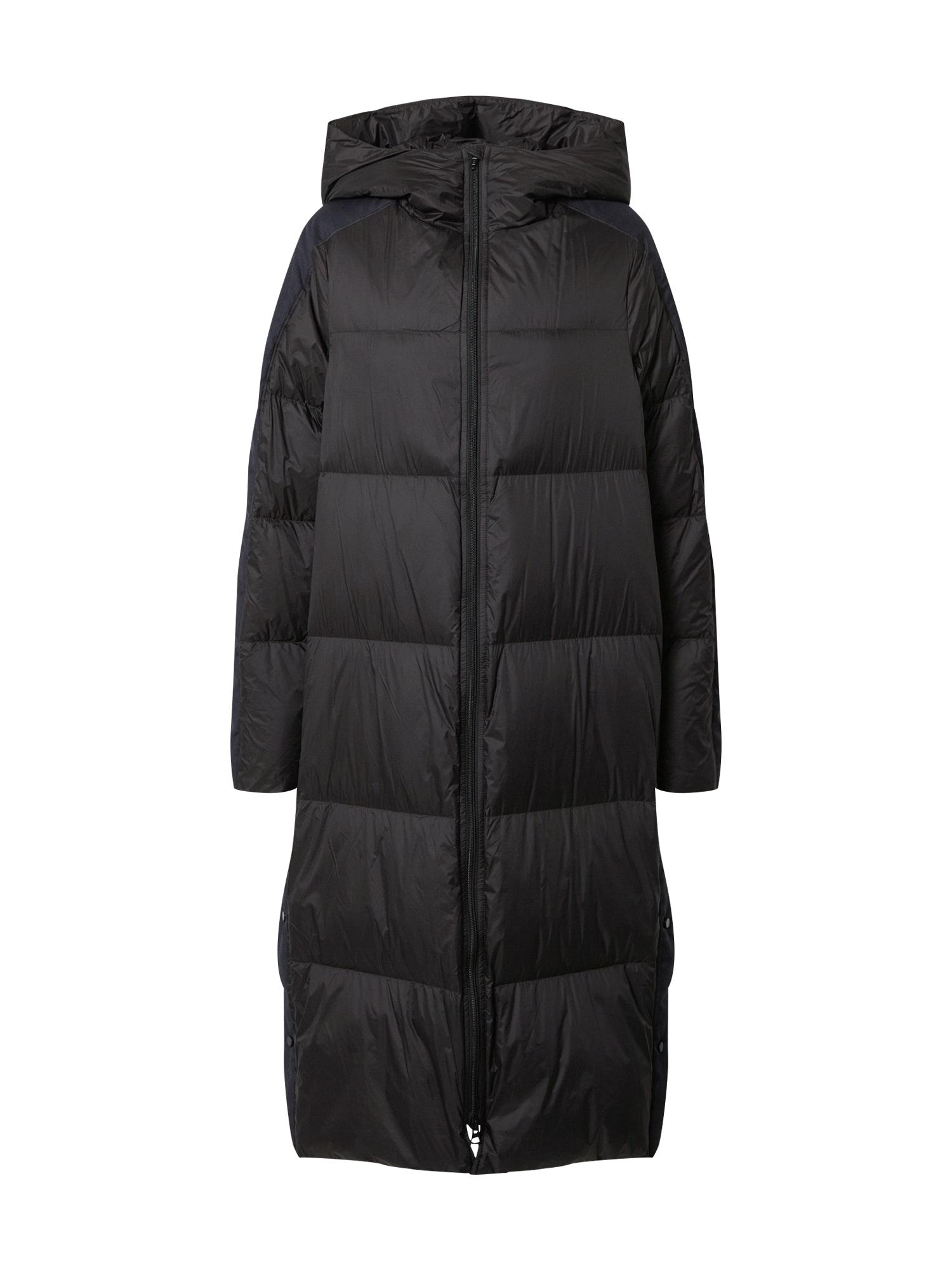 JNBY Demisezoninis paltas tamsiai mėlyna / juoda