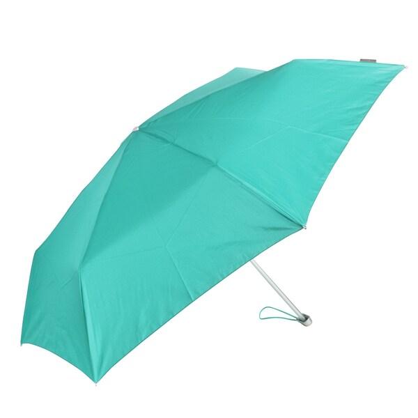 Regenschirme für Frauen - SAMSONITE Accessoires Taschenschirm I 23,5 cm jade  - Onlineshop ABOUT YOU