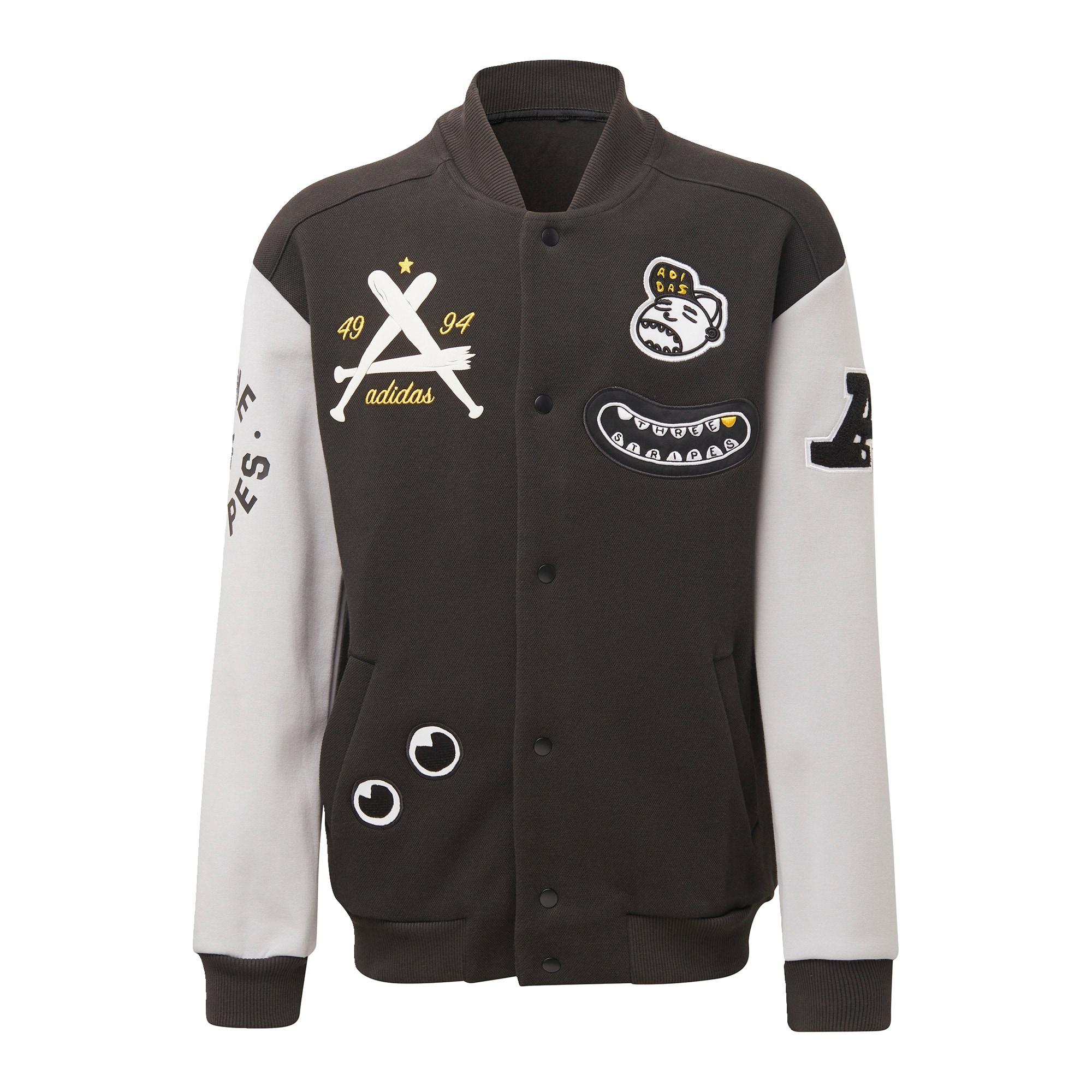 ADIDAS PERFORMANCE Športová bunda  žlté / béžová / hnedé / čierna