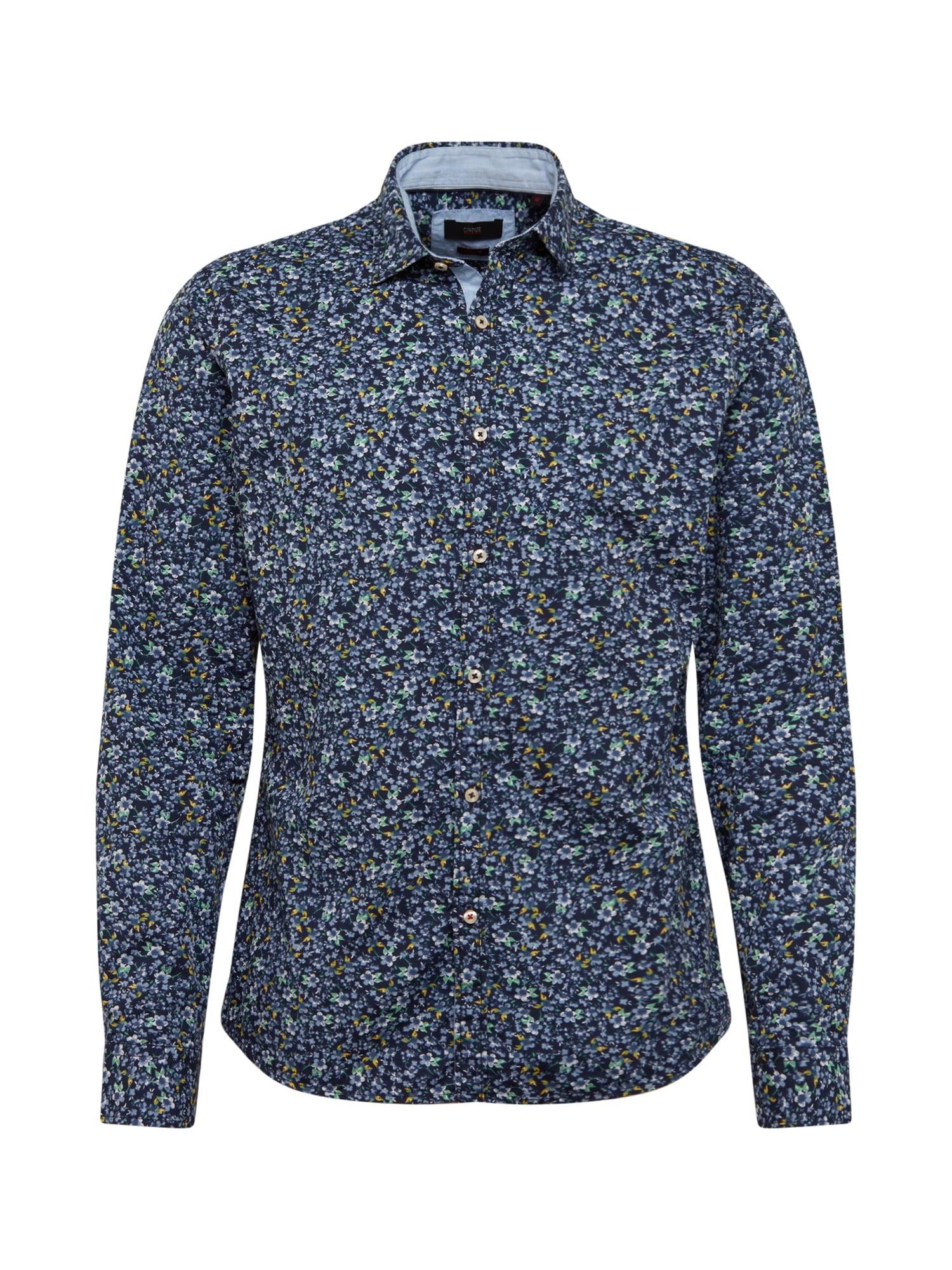 CINQUE Dalykiniai marškiniai 'Cispuky' tamsiai mėlyna