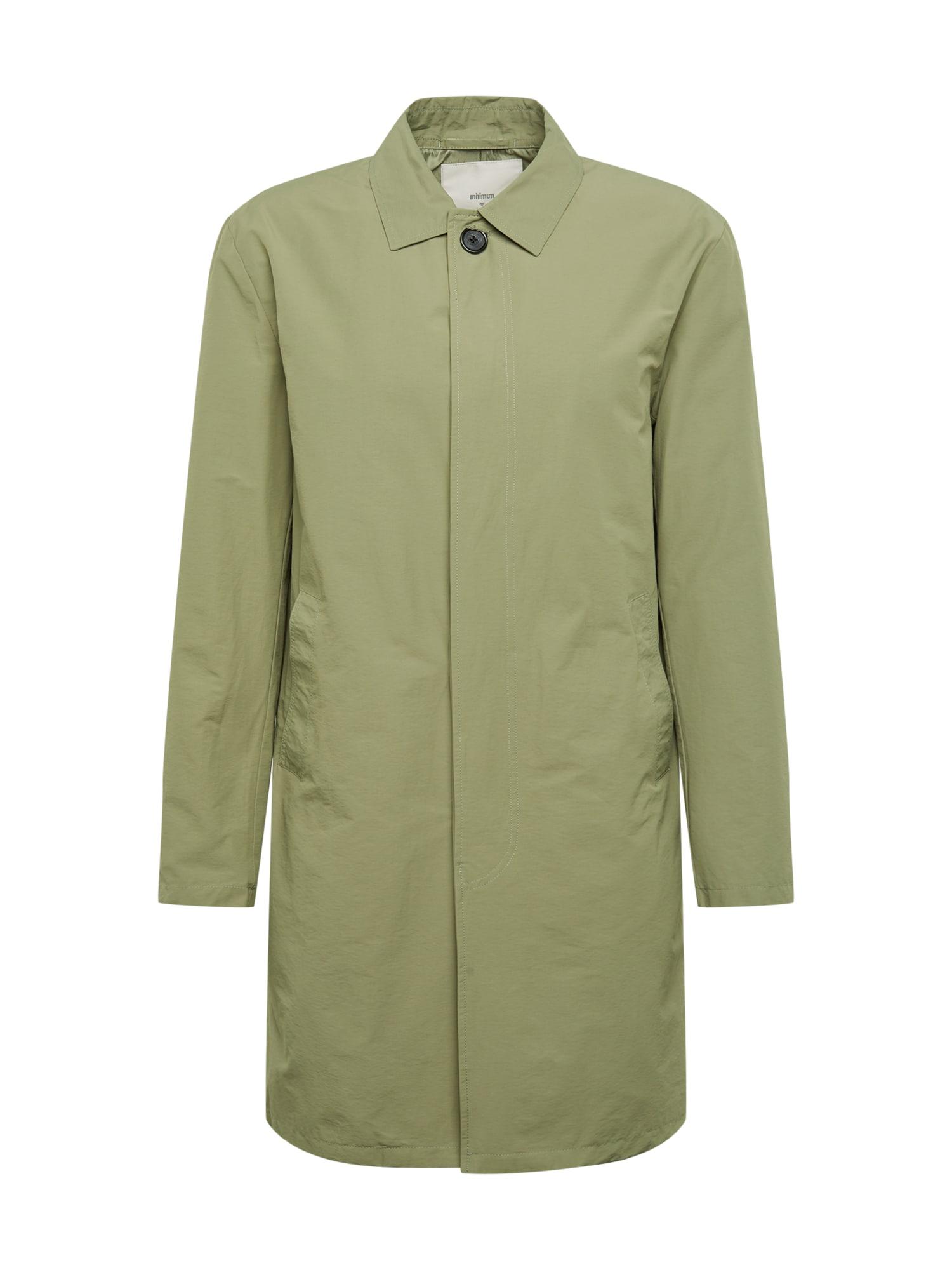 minimum Rudeninis-žieminis paltas 'Hector 6697' alyvuogių spalva