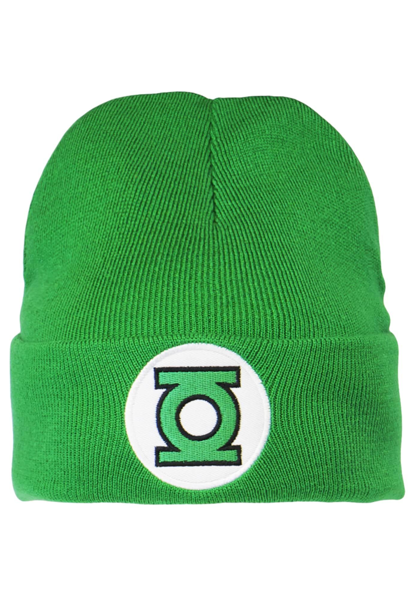 Strickmütze 'Green Lantern – Logo' | Accessoires > Mützen > Strickmützen | Logoshirt