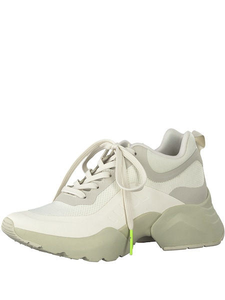Sneakers für Frauen - TAMARIS Sneaker beige  - Onlineshop ABOUT YOU