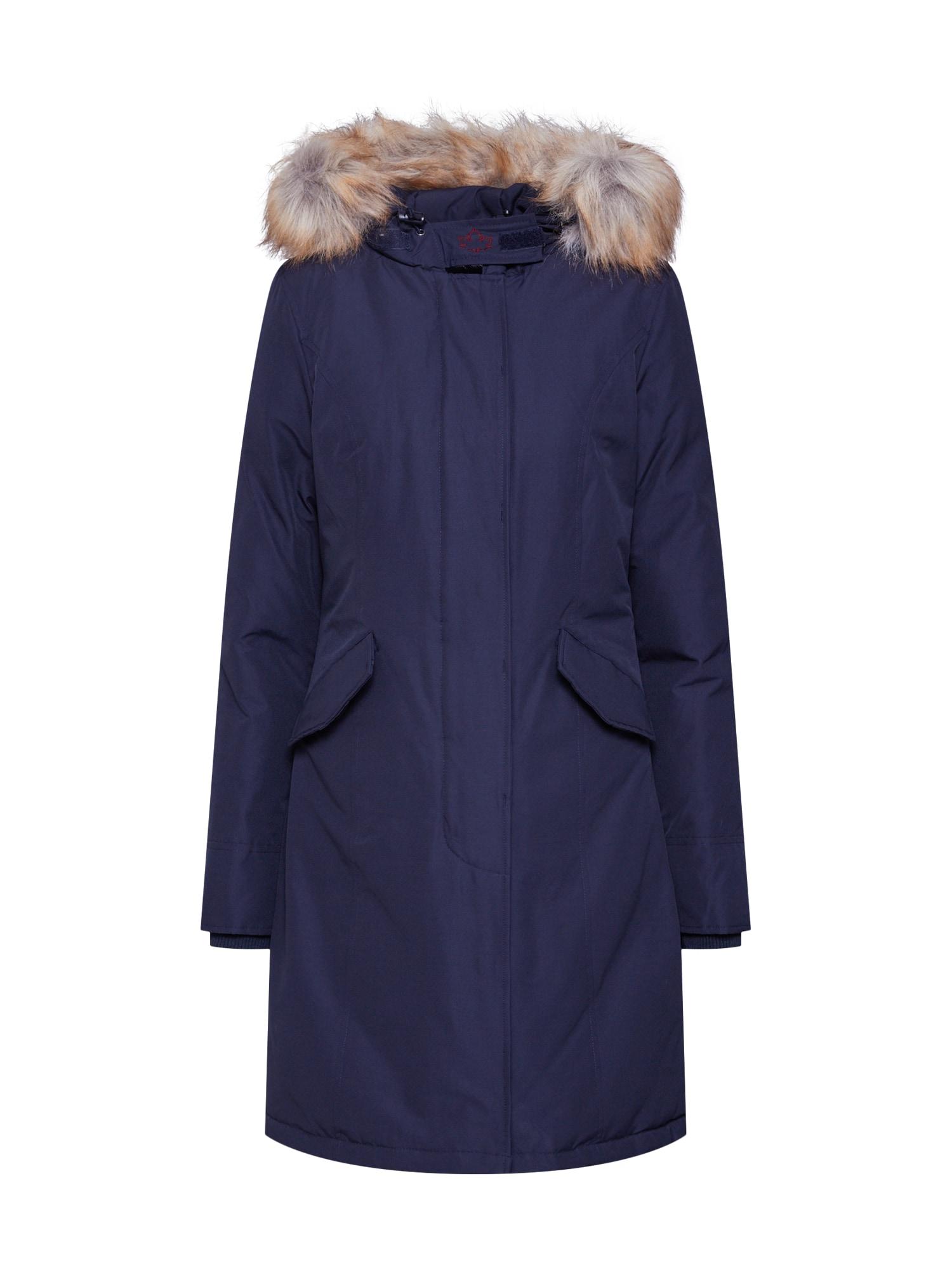 Canadian Classics Žieminė striukė tamsiai mėlyna