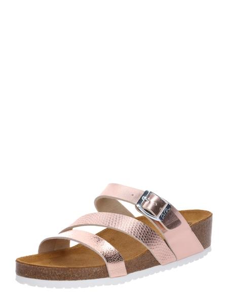 Sandalen für Frauen - Sandalen 'BALI' › ARA › rosa  - Onlineshop ABOUT YOU