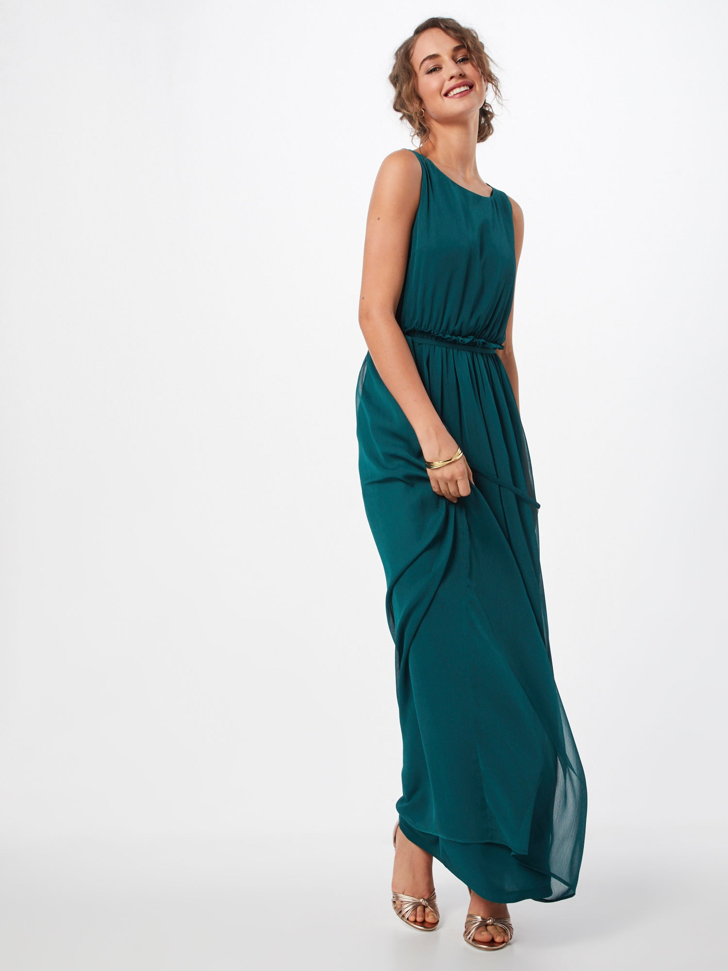 ABOUT YOU Aftonklänning 'Tamara'  grön