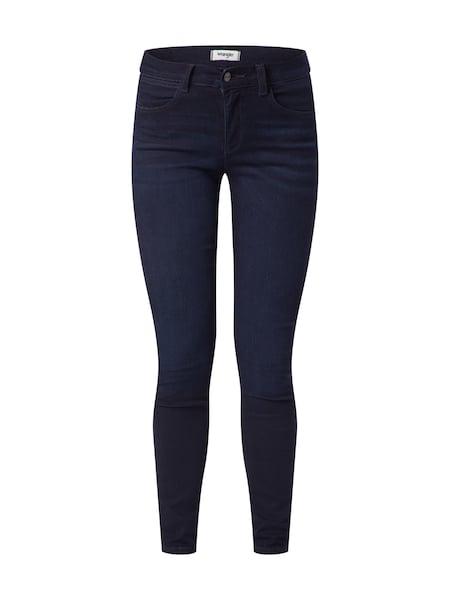 Hosen für Frauen - Jeans 'High Rise' › Wrangler › blau  - Onlineshop ABOUT YOU