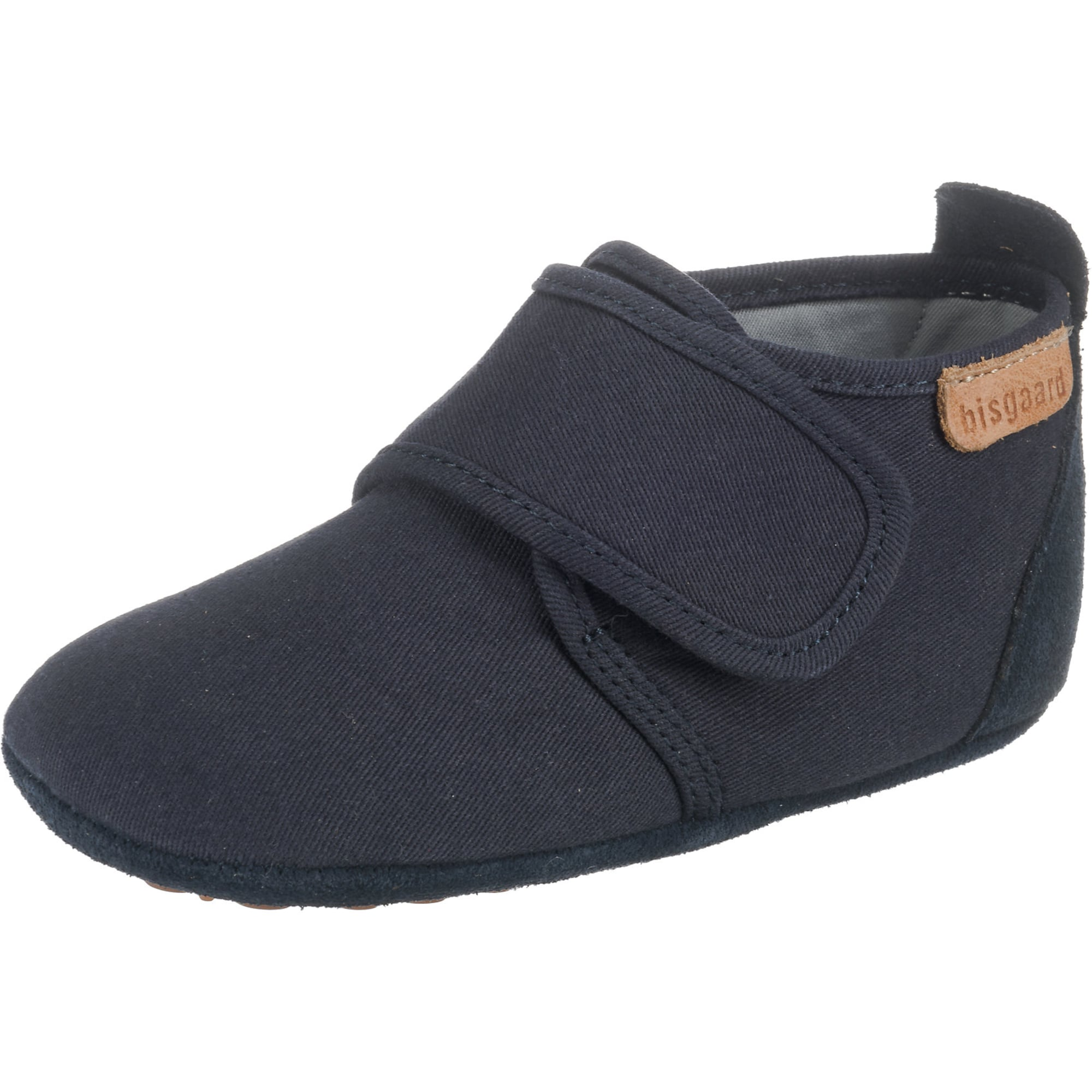 Pantofle námořnická modř BISGAARD