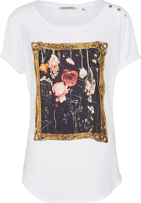Rich & Royal Shirt mit Front-Print