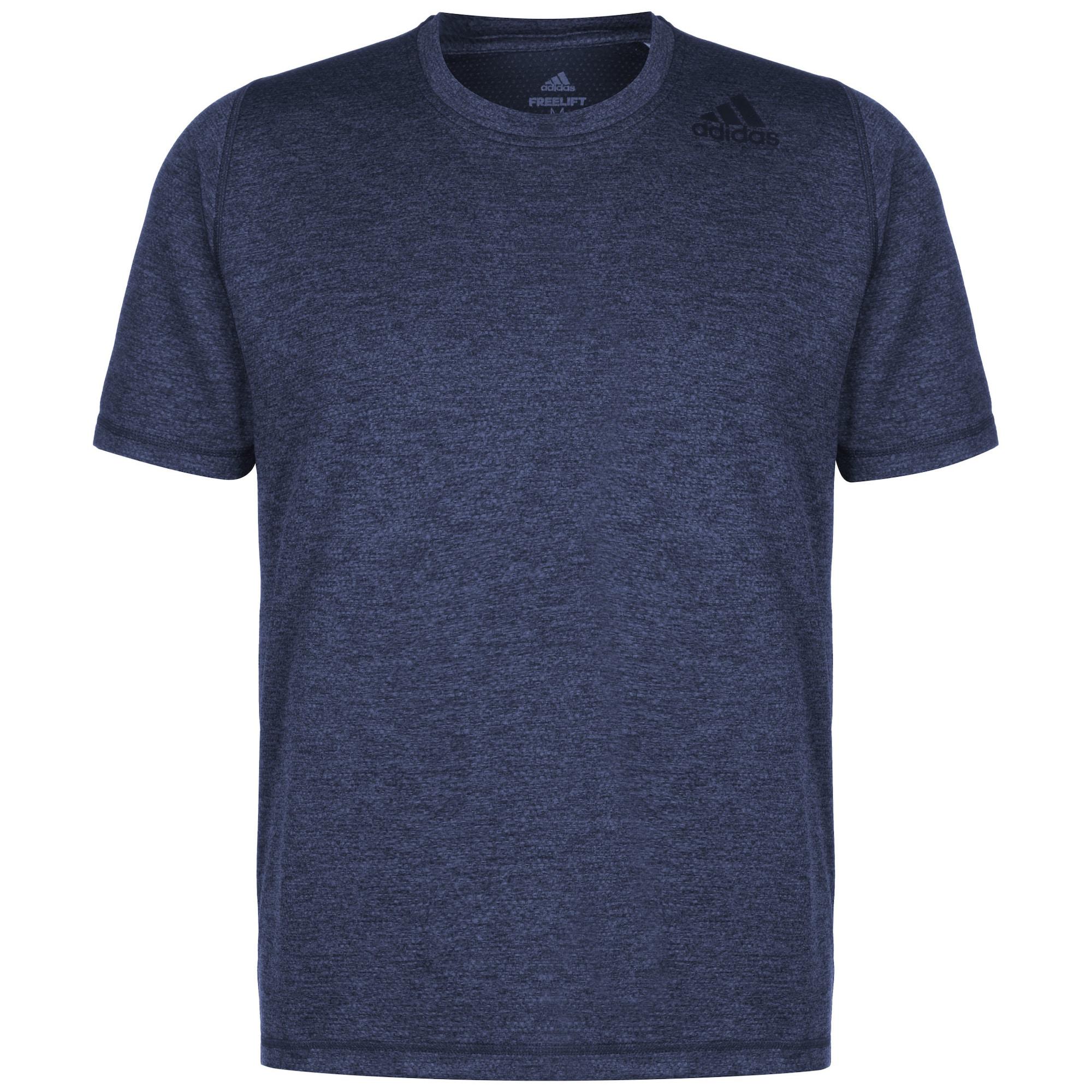 ADIDAS PERFORMANCE Sportiniai marškinėliai 'FL TRG TEE' mėlyna