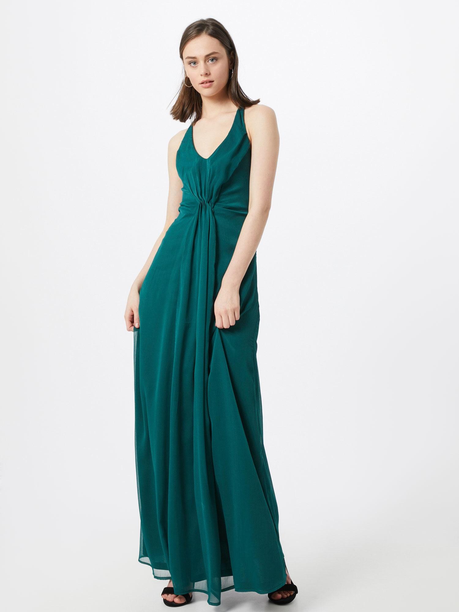 ABOUT YOU Aftonklänning 'Rafaela'  smaragd