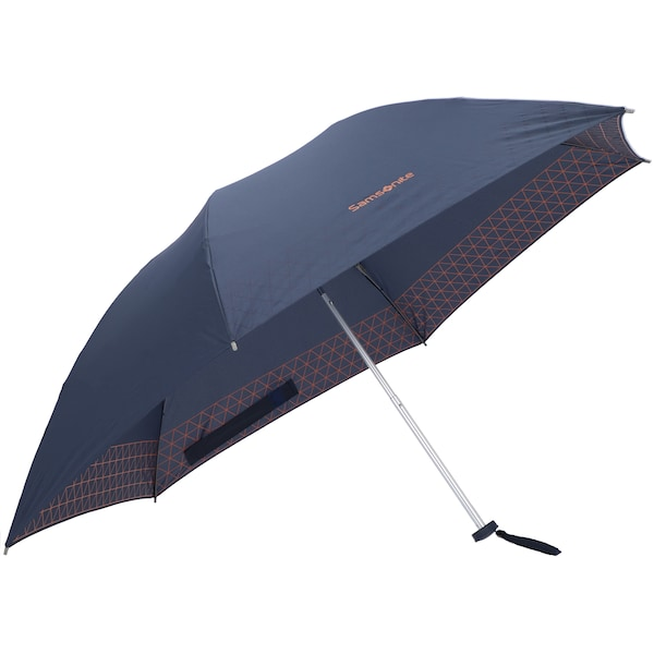 Regenschirme für Frauen - SAMSONITE Taschenschirm 'Up Way' enzian mandarine  - Onlineshop ABOUT YOU