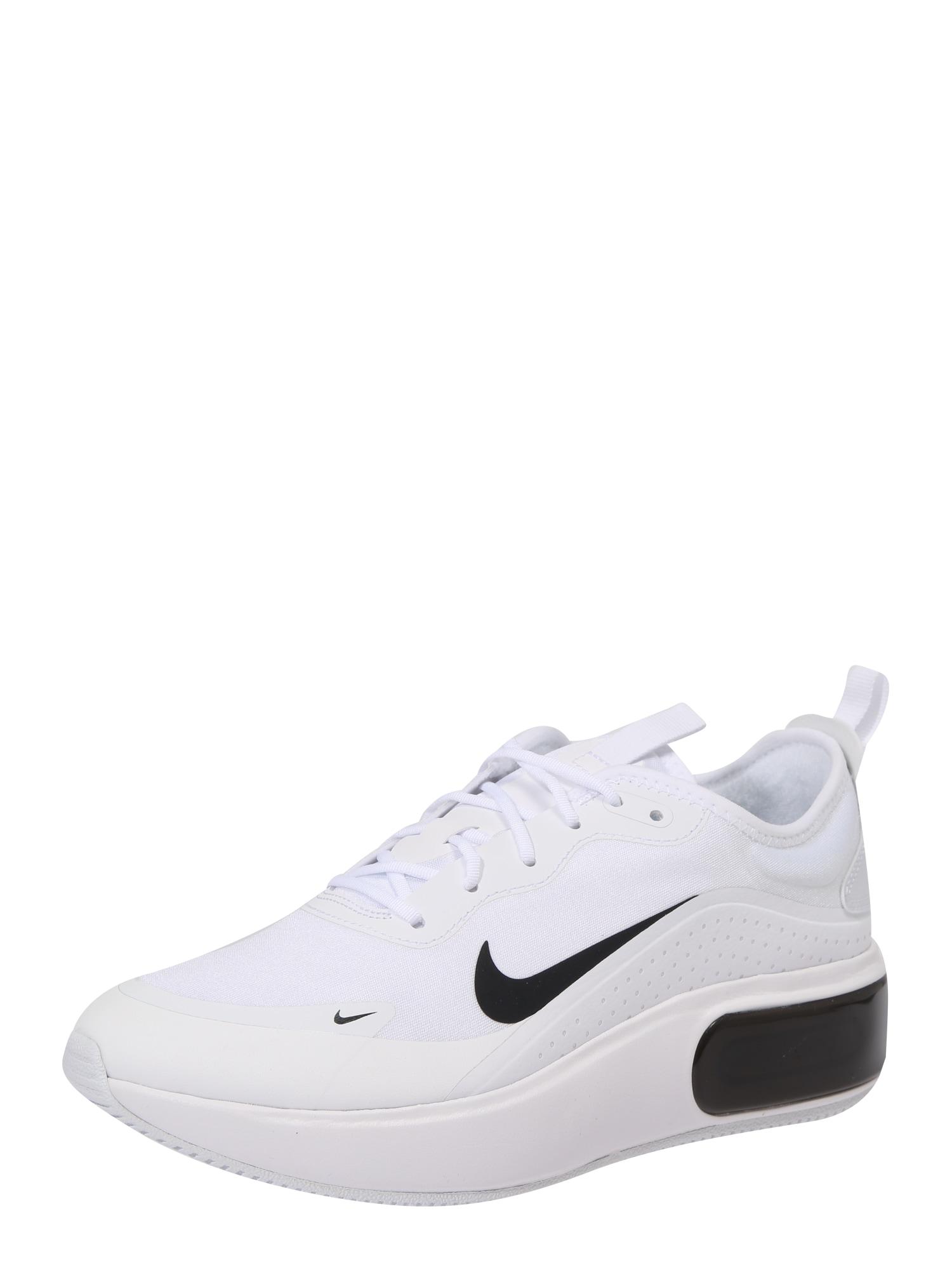 Nike Sportswear Nízke tenisky 'Nike Air Max Dia'  biela / čierna