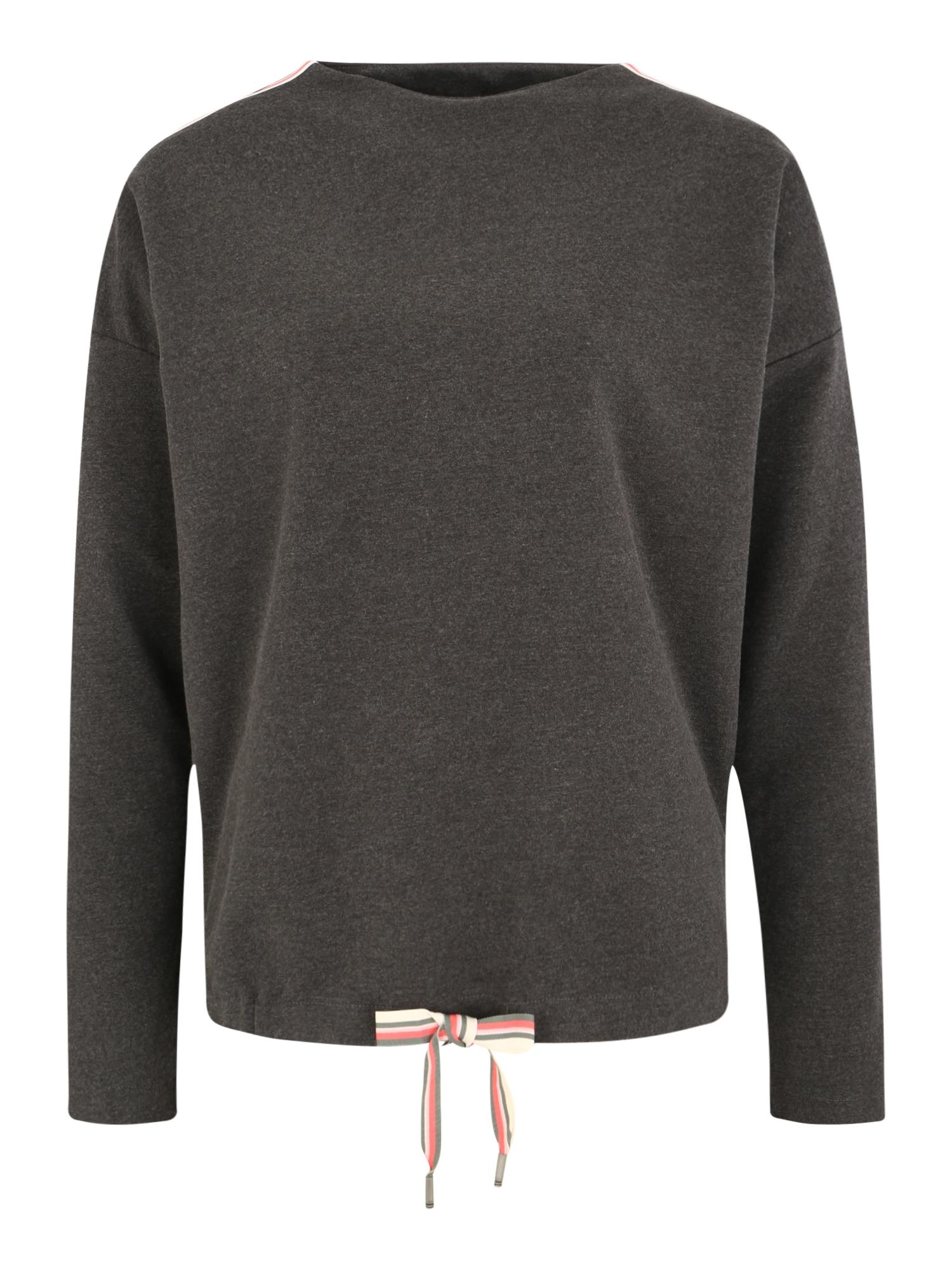 ESPRIT SPORTS Sportinio tipo megztinis antracito