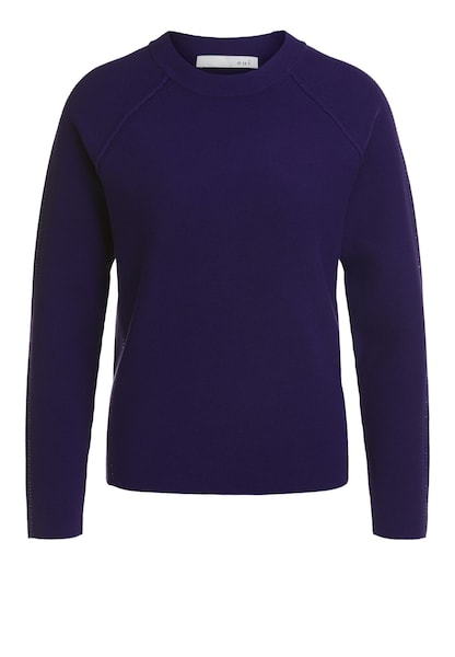 Oberteile - Strickpullover › Oui › lila  - Onlineshop ABOUT YOU
