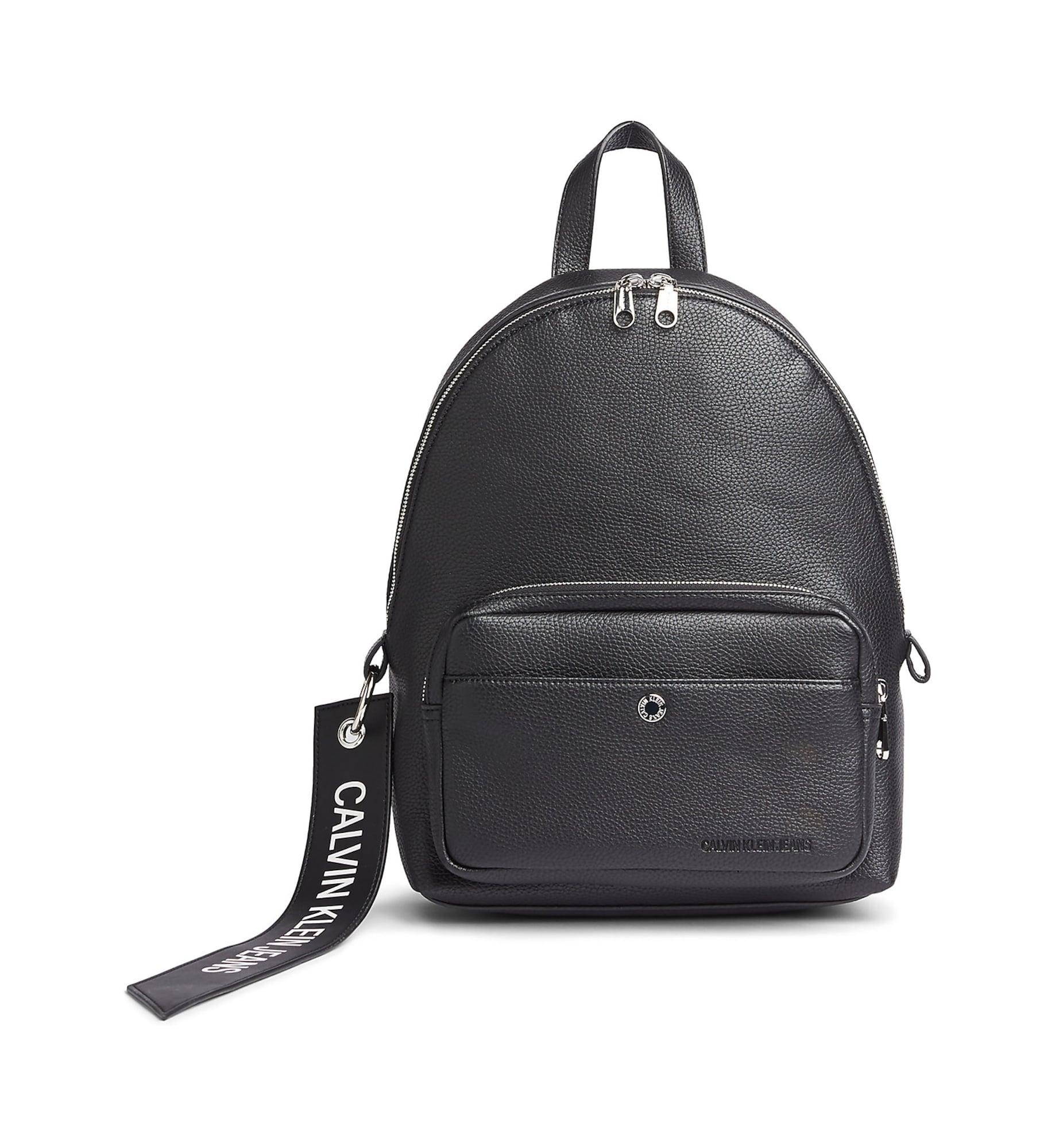 Calvin Klein Jeans Kuprinė juoda