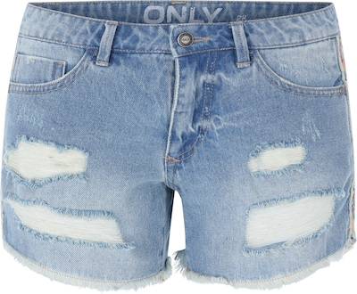 ONLY 'Onlcarrie' Jeansshorts