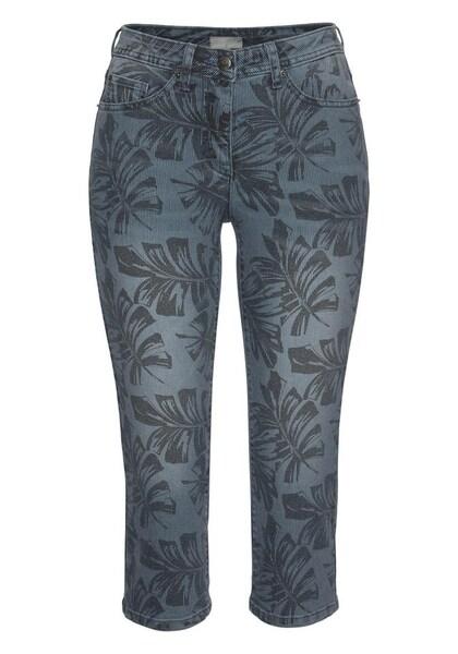 Hosen für Frauen - CHEER Caprijeans blau  - Onlineshop ABOUT YOU