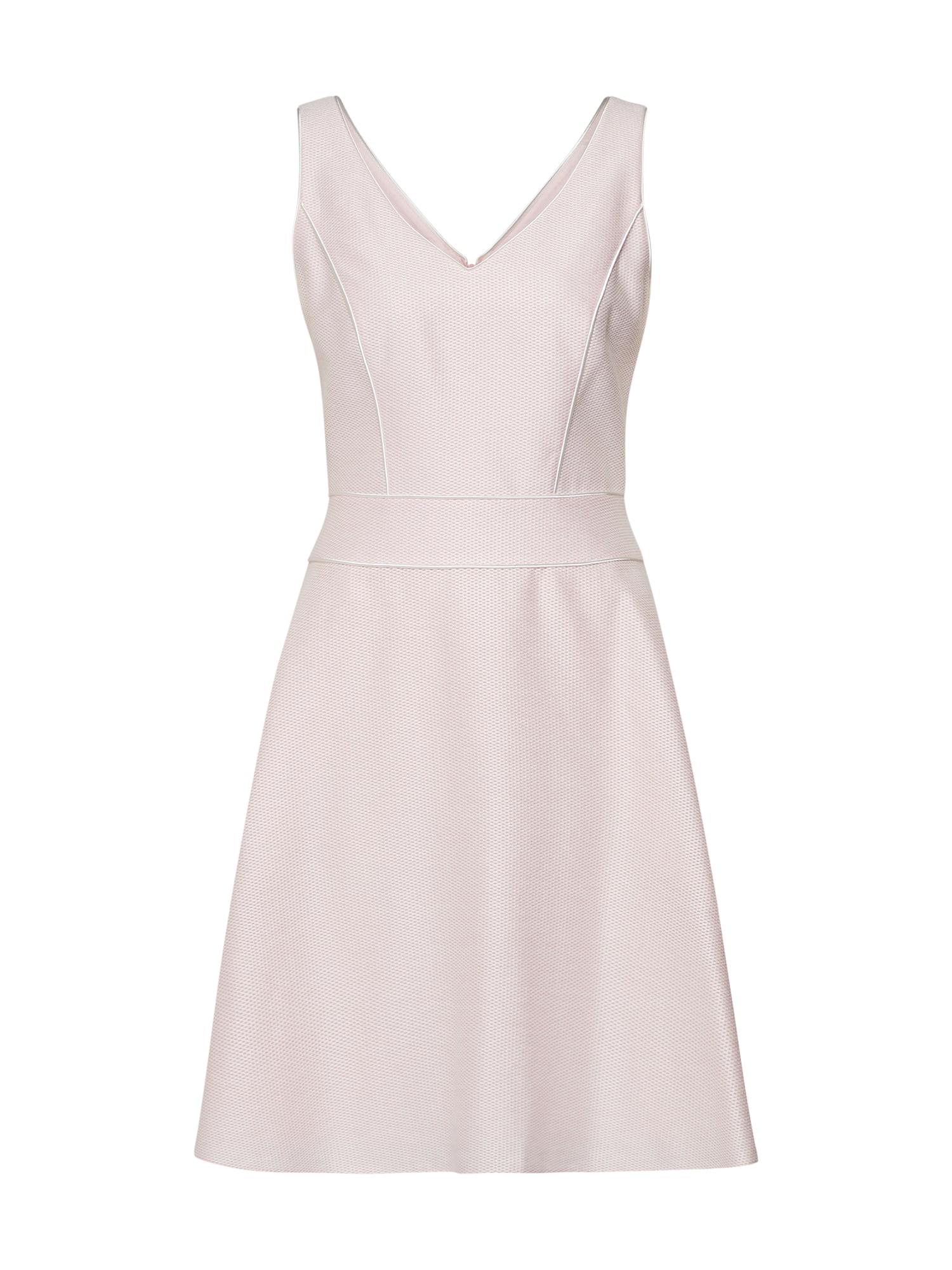 Koktejlové šaty Kinusa růžová HUGO