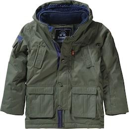 Kinder,Jungen Winterparka Quin für Jungen blau,khaki | 00627574070002