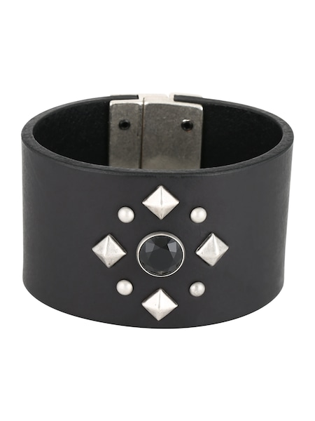 Armbaender für Frauen - DIESEL Armband schwarz  - Onlineshop ABOUT YOU