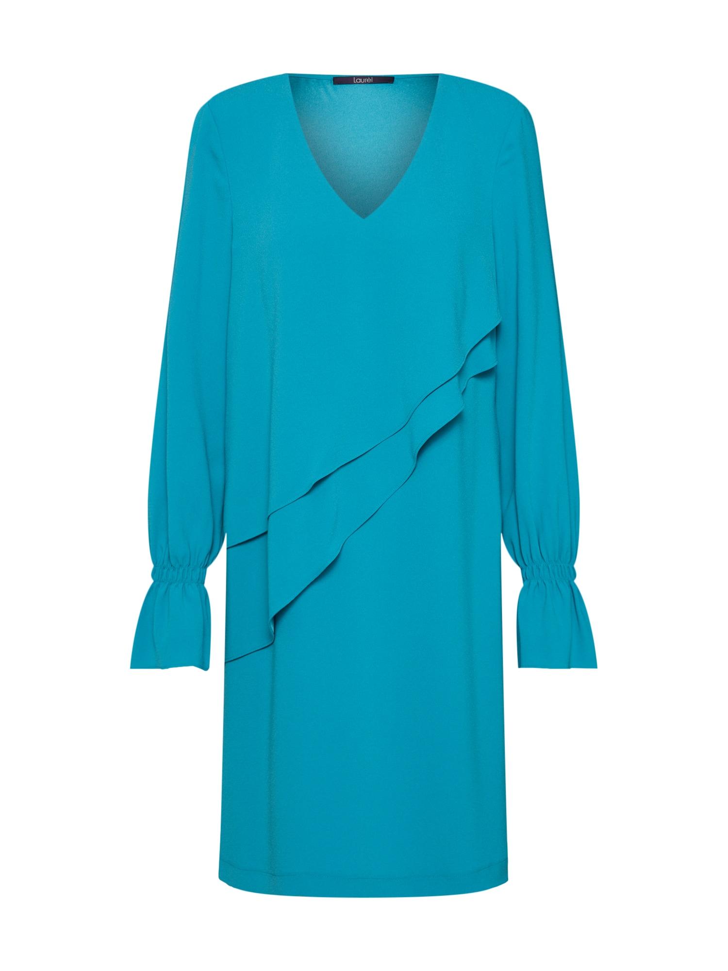 Šaty 11011 modrá LAUREL