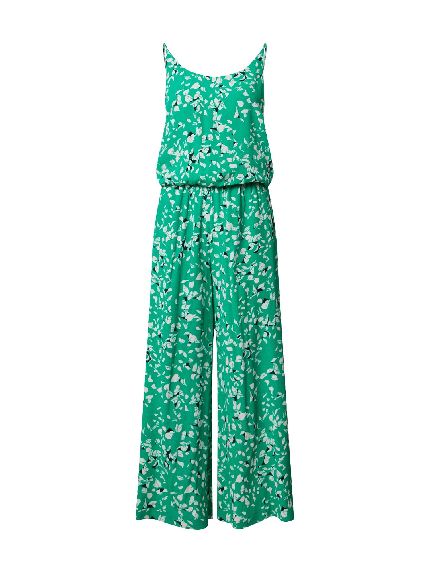 SELECTED FEMME Kombinezono tipo kostiumas žalia