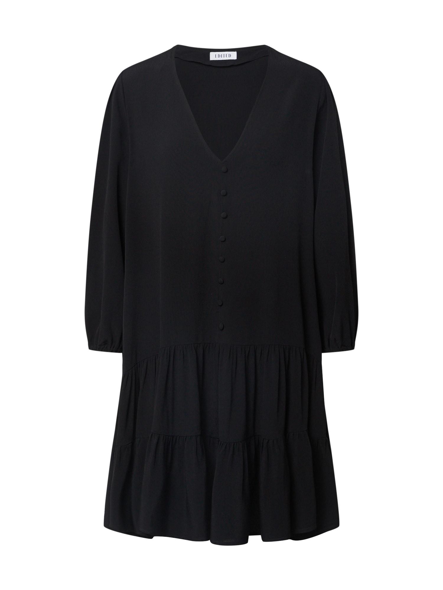 EDITED Palaidinės tipo suknelė 'Eileen' juoda