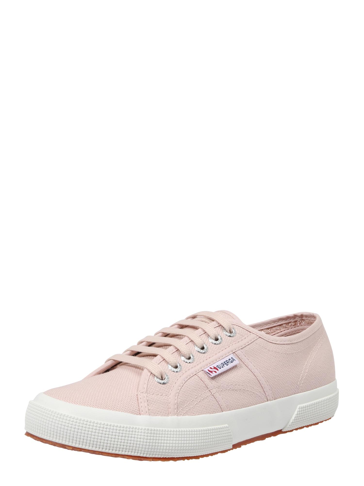 Tenisky 2750 Cotu Classic růžová bílá SUPERGA