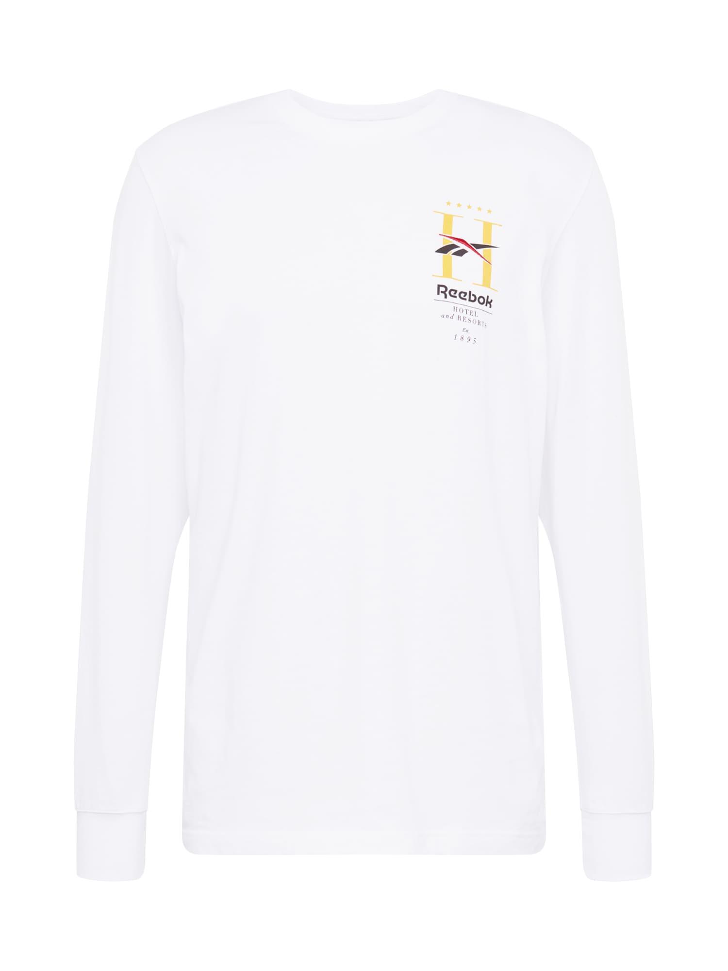 Reebok Classics Marškinėliai balta