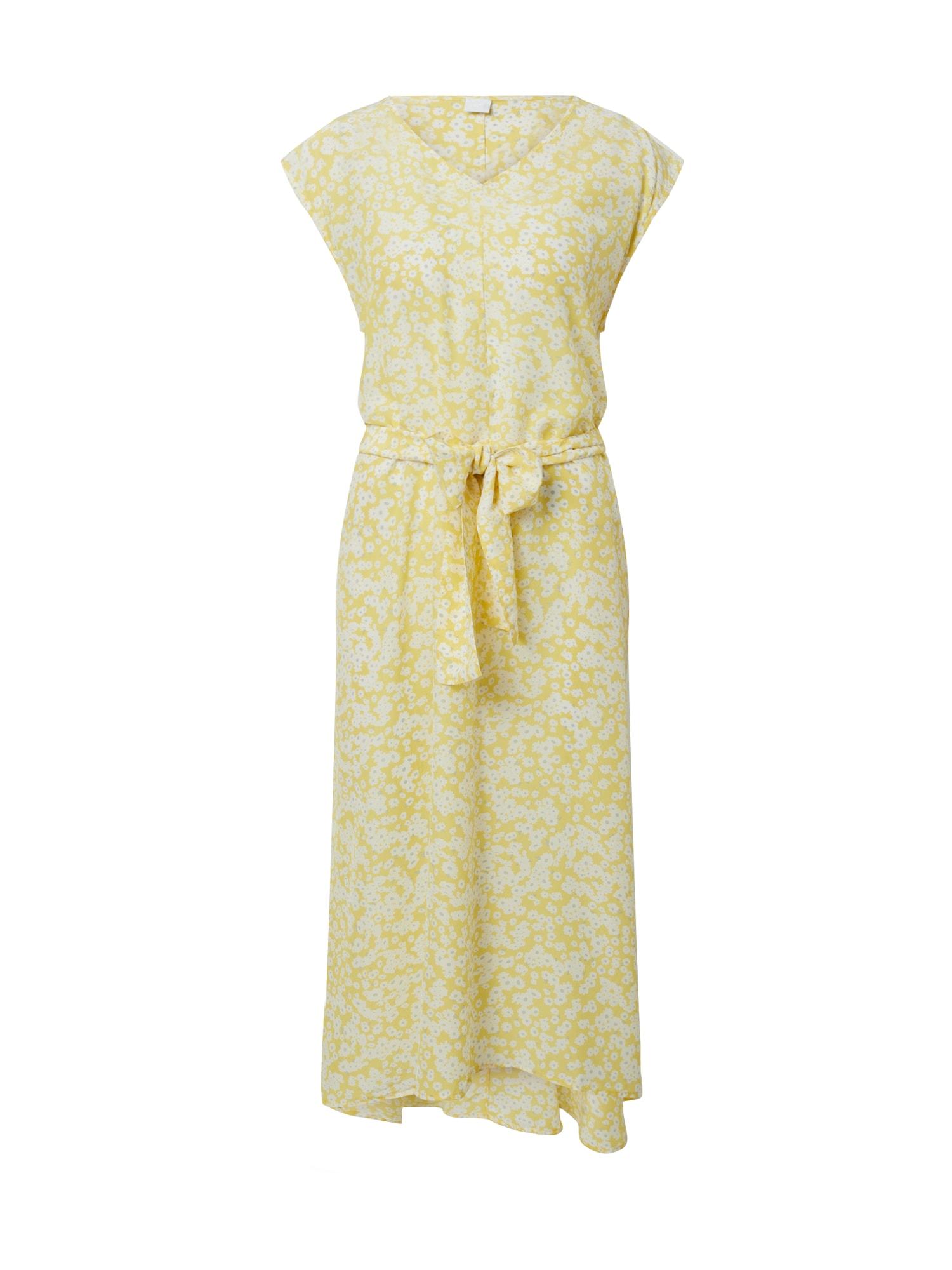 BOSS Vasarinė suknelė 'Essinnor' geltona
