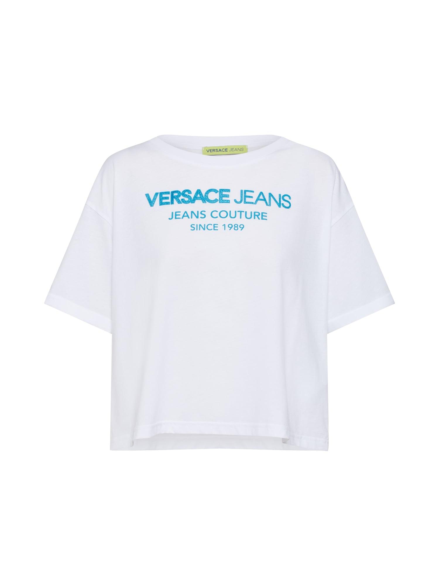 Tričko TDM606 16 bílá Versace Jeans