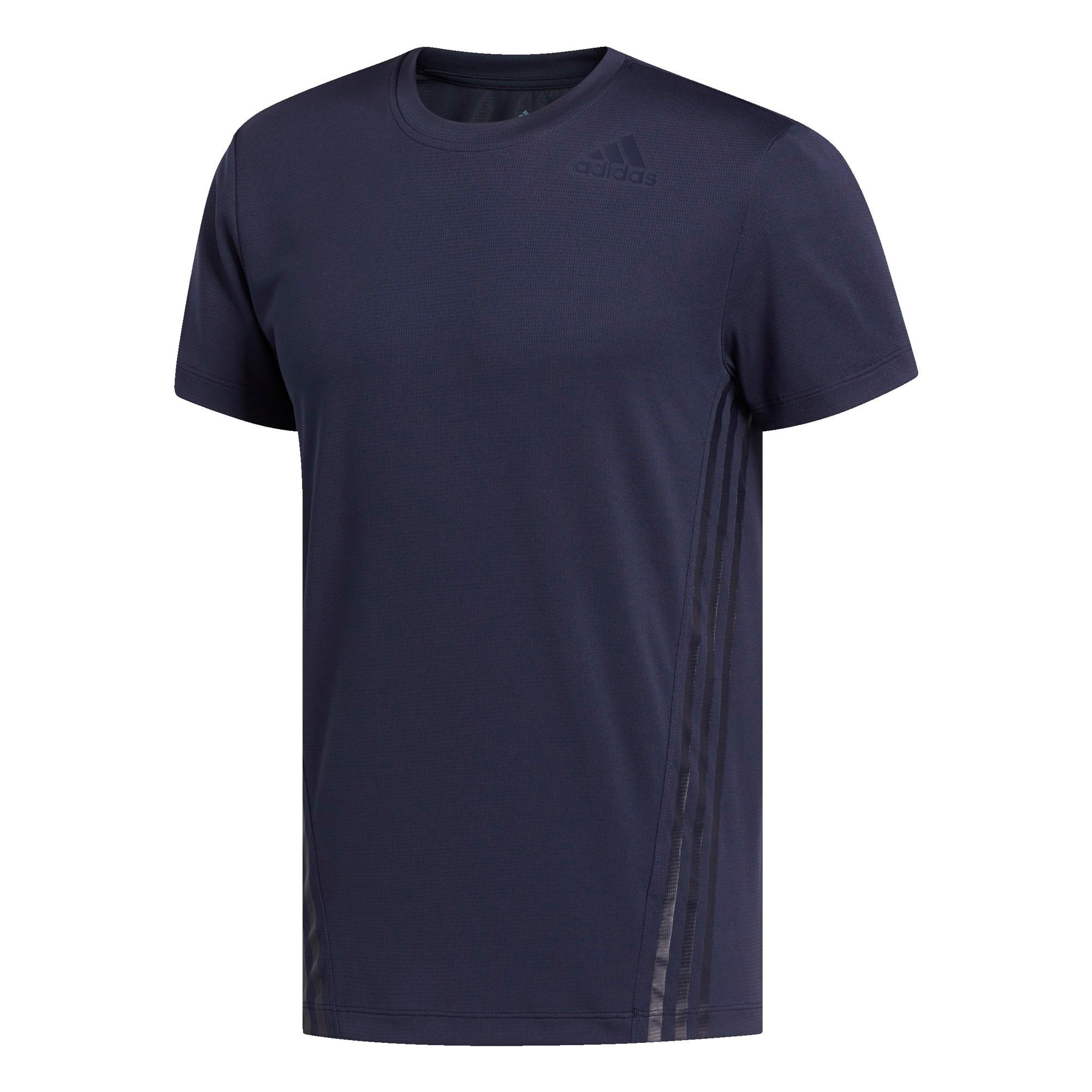 ADIDAS PERFORMANCE Sportiniai marškinėliai 'AEO 3s' tamsiai mėlyna