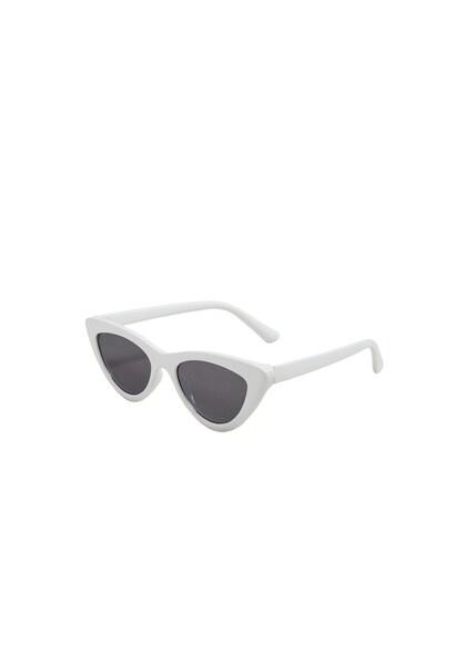 Sonnenbrillen für Frauen - MANGO Sonnenbrille 'Naomi' schwarz weiß  - Onlineshop ABOUT YOU