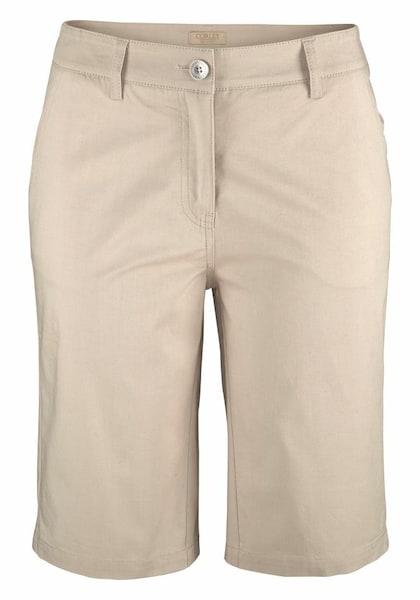 Hosen für Frauen - CHEER Bermudas 'Corley' beige  - Onlineshop ABOUT YOU