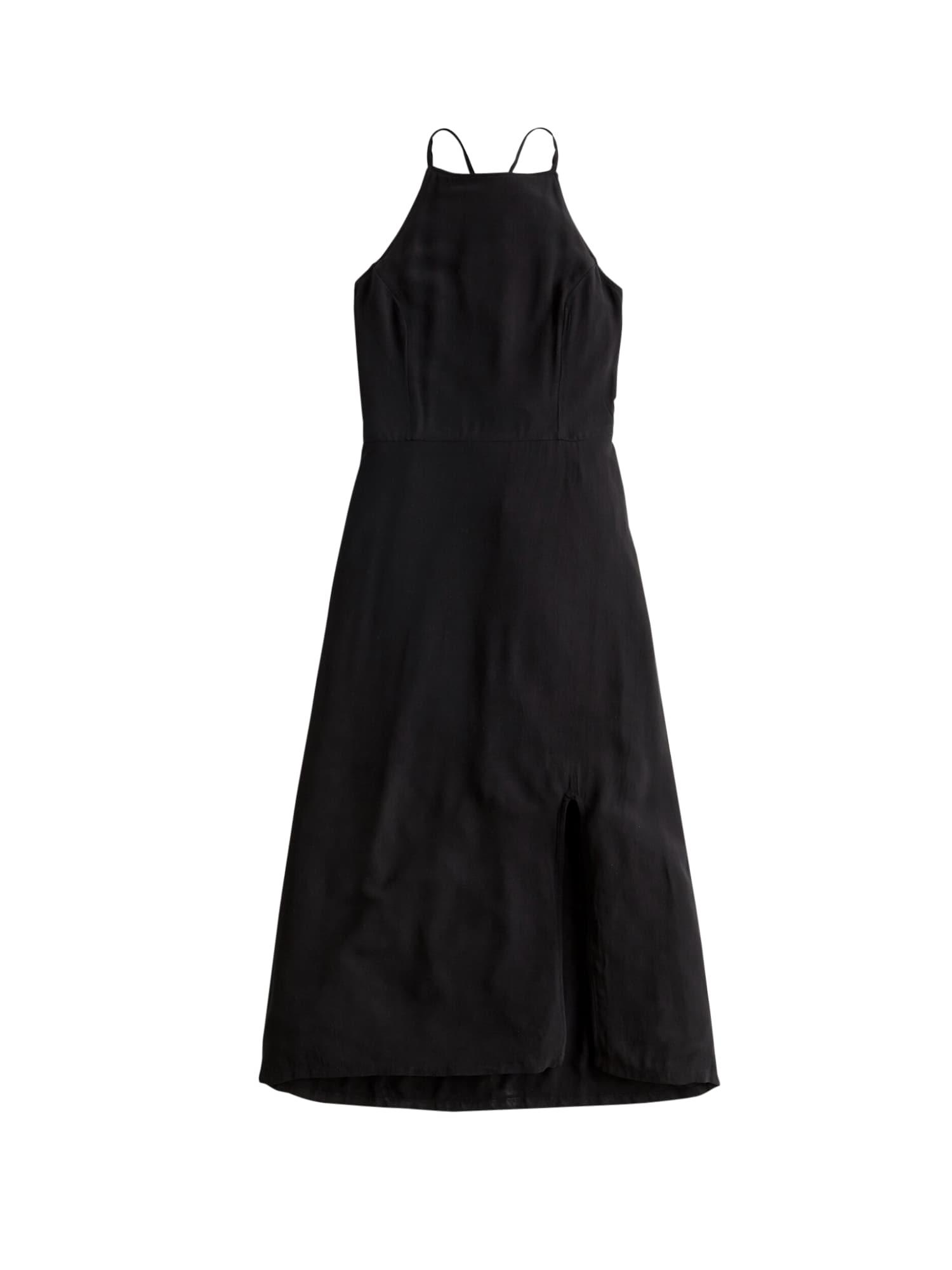 HOLLISTER Vasarinė suknelė juoda