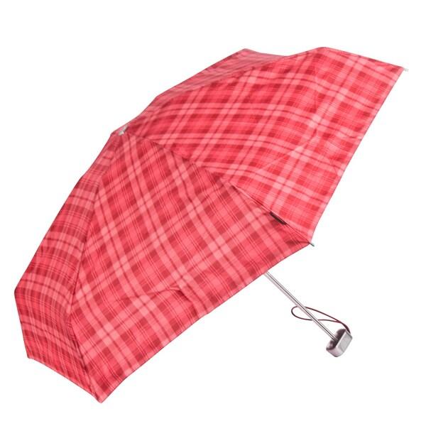 Regenschirme für Frauen - SAMSONITE Accessoires Taschenschirm 17 cm rot pastellrot  - Onlineshop ABOUT YOU