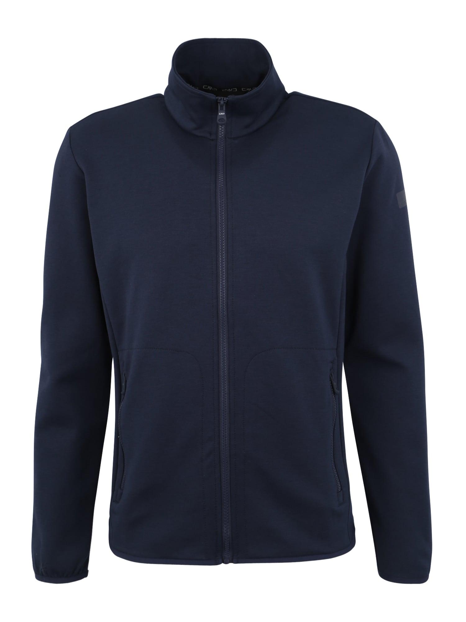 Sportovní bunda námořnická modř CMP