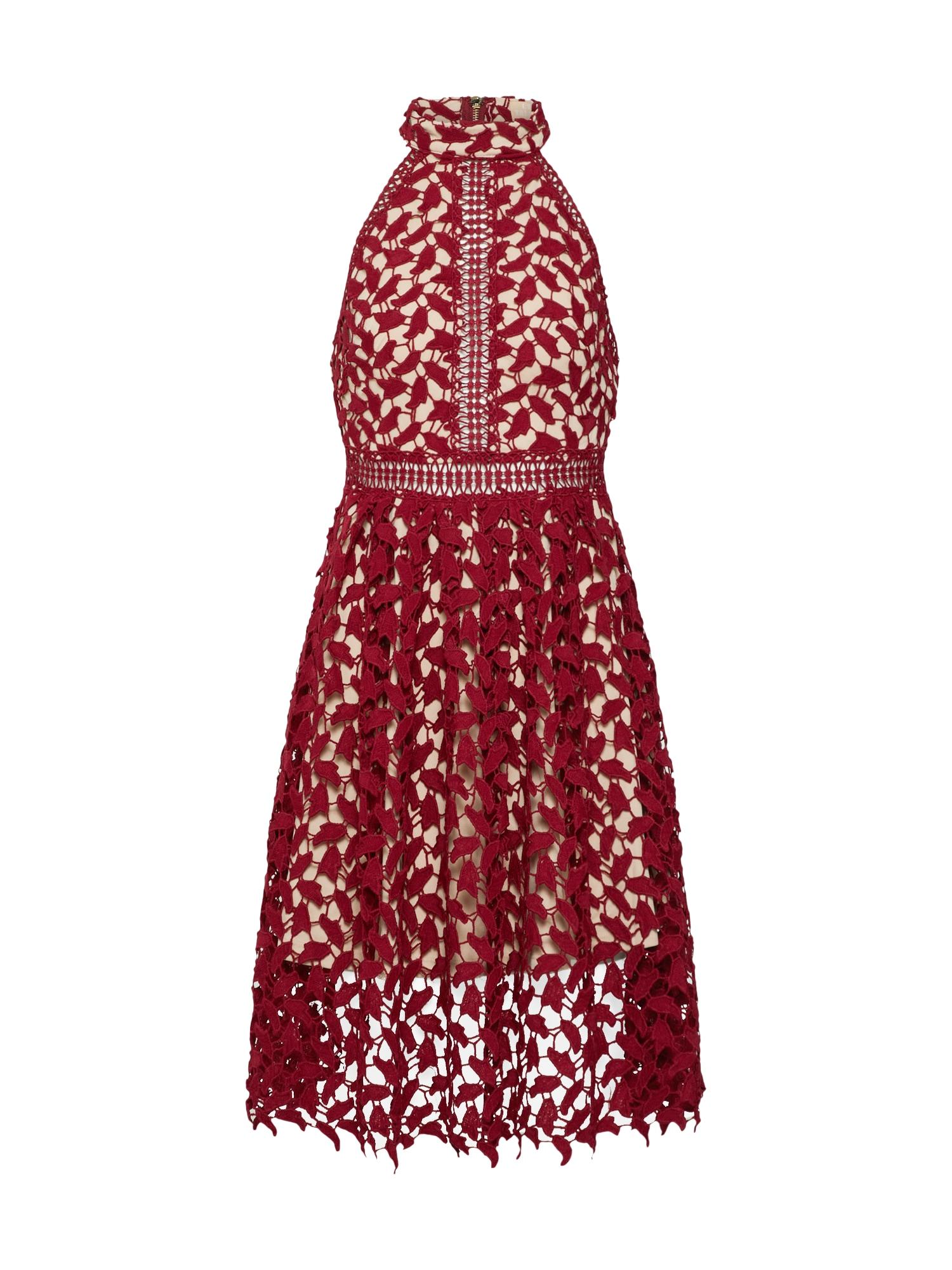 Love Triangle Kokteilinė suknelė
