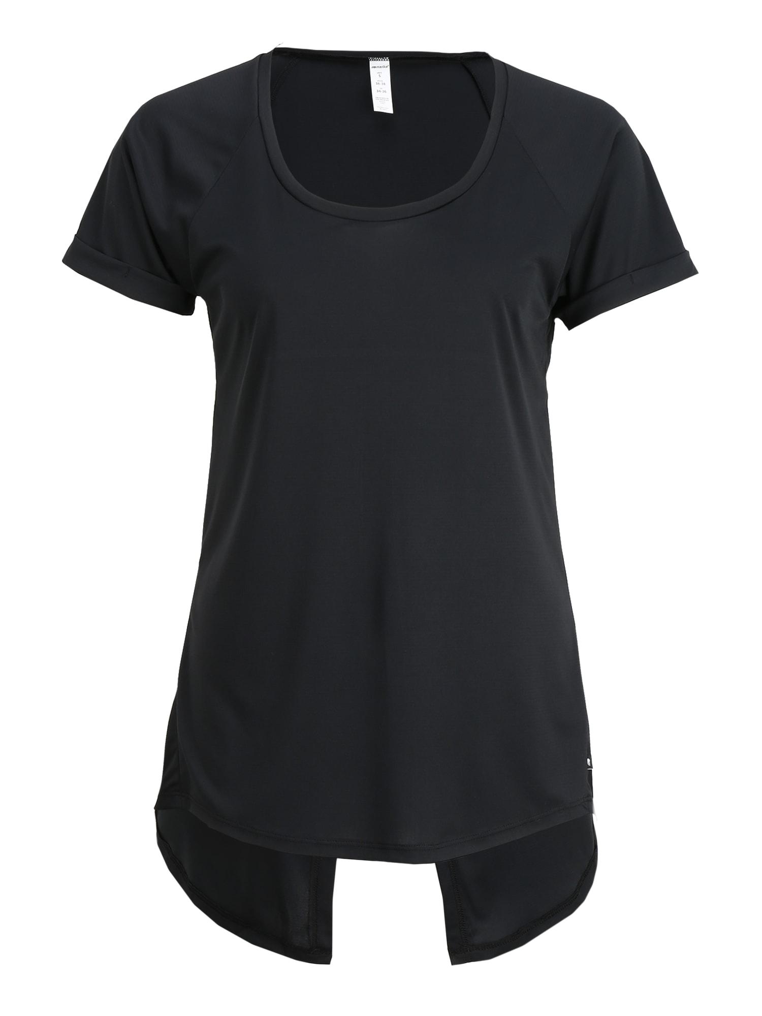 Marika Funkčné tričko 'ARIEL'  čierna