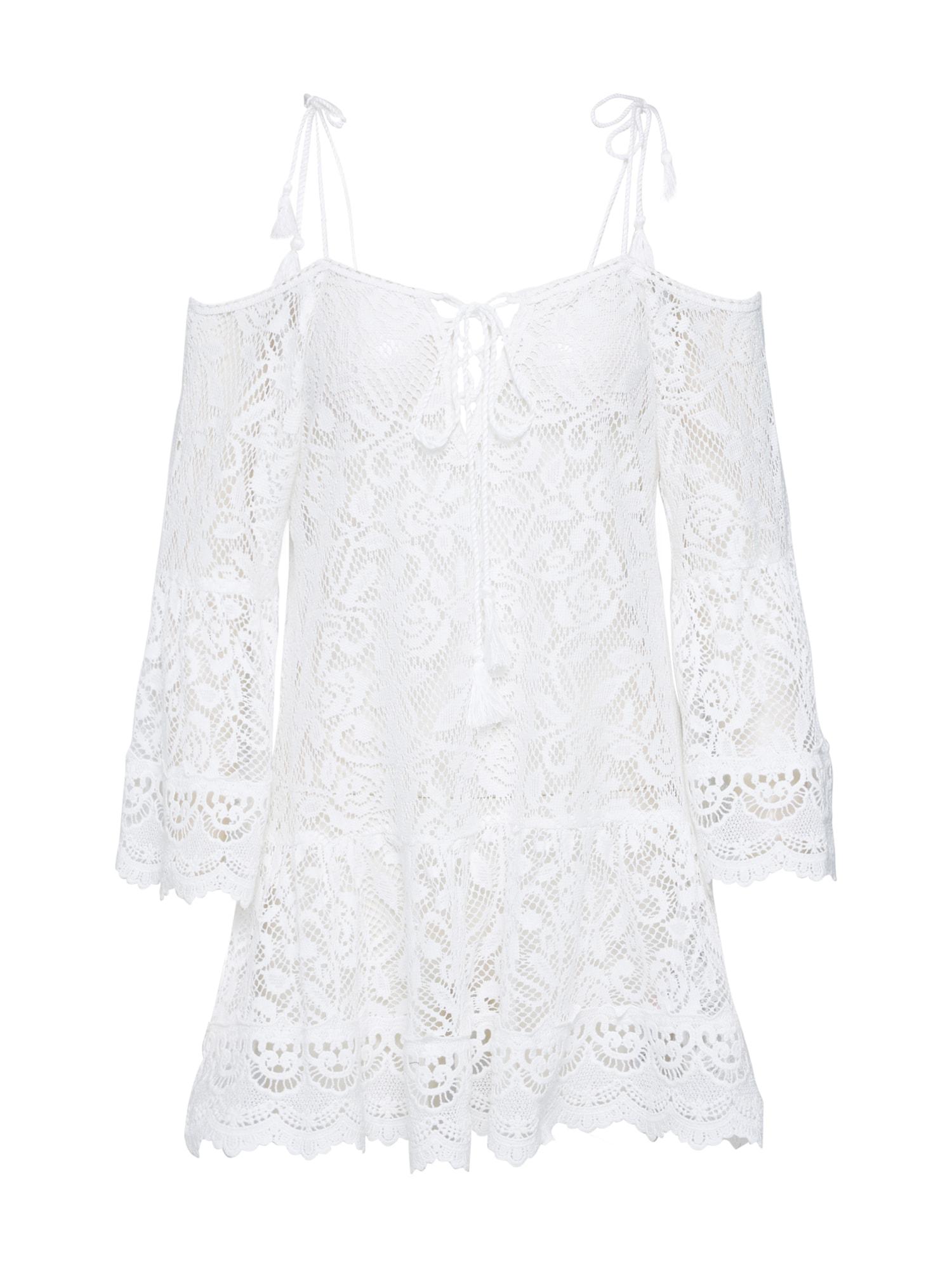 Hunkemöller Paplūdimio suknelė balta