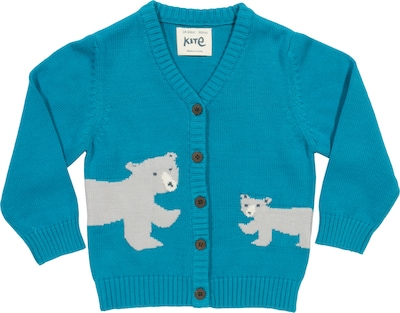 Kite Cardigan 'Polar Bear'