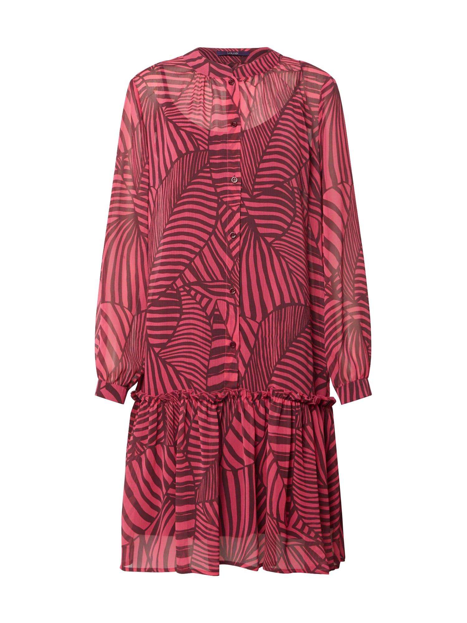 LAUREL Palaidinės tipo suknelė mišrios spalvos