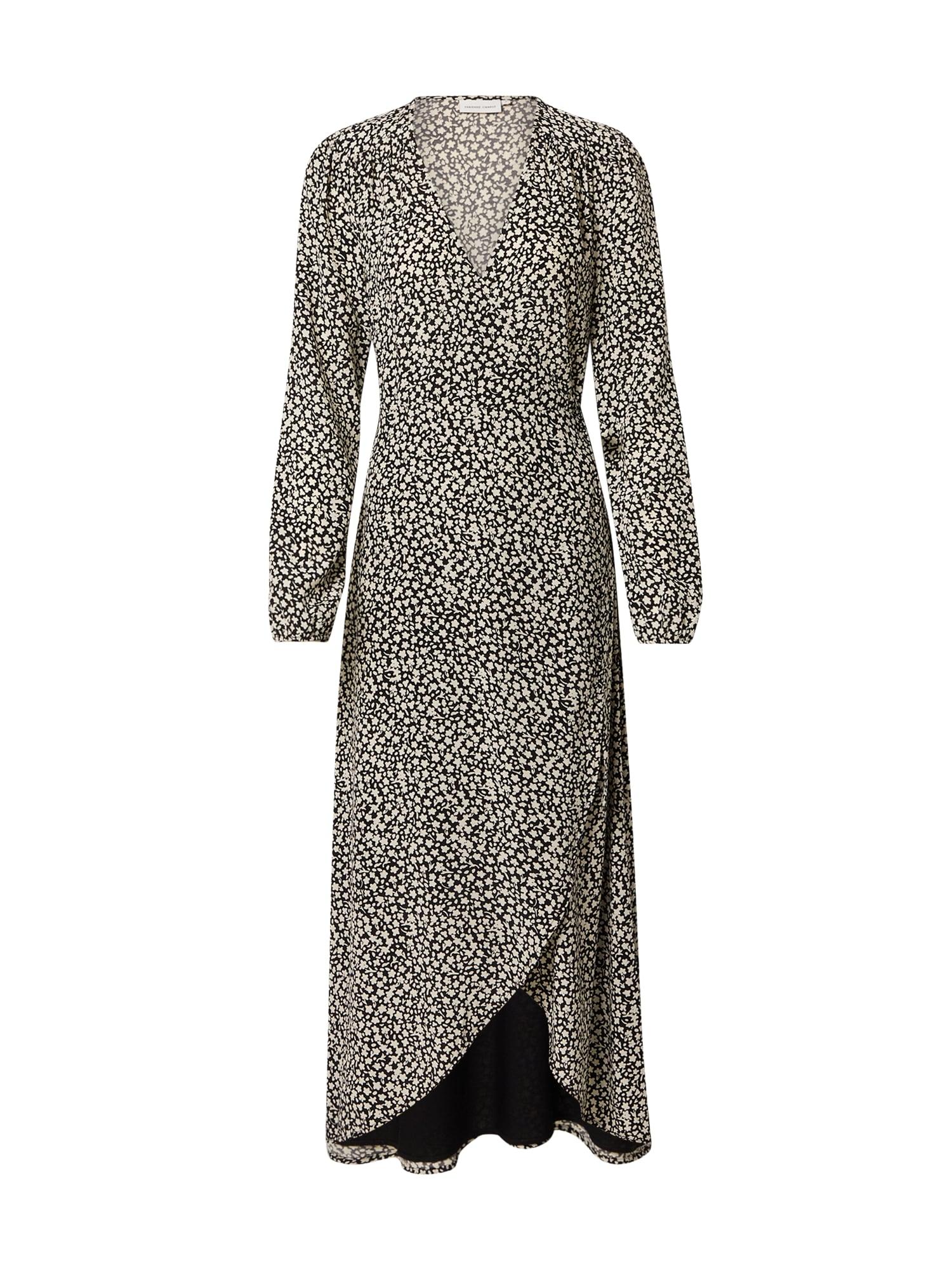 Fabienne Chapot Šaty 'Natasja'  krémová / černá