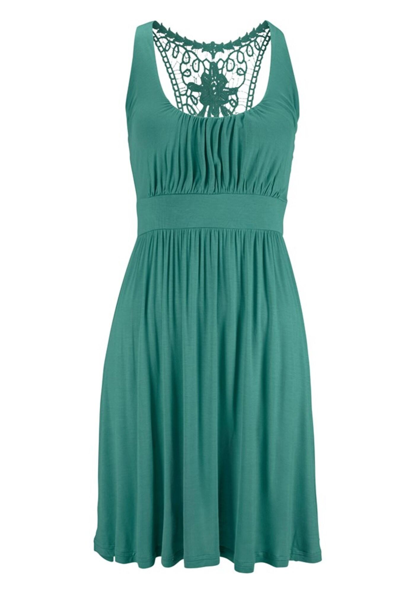 LASCANA Paplūdimio suknelė benzino spalva