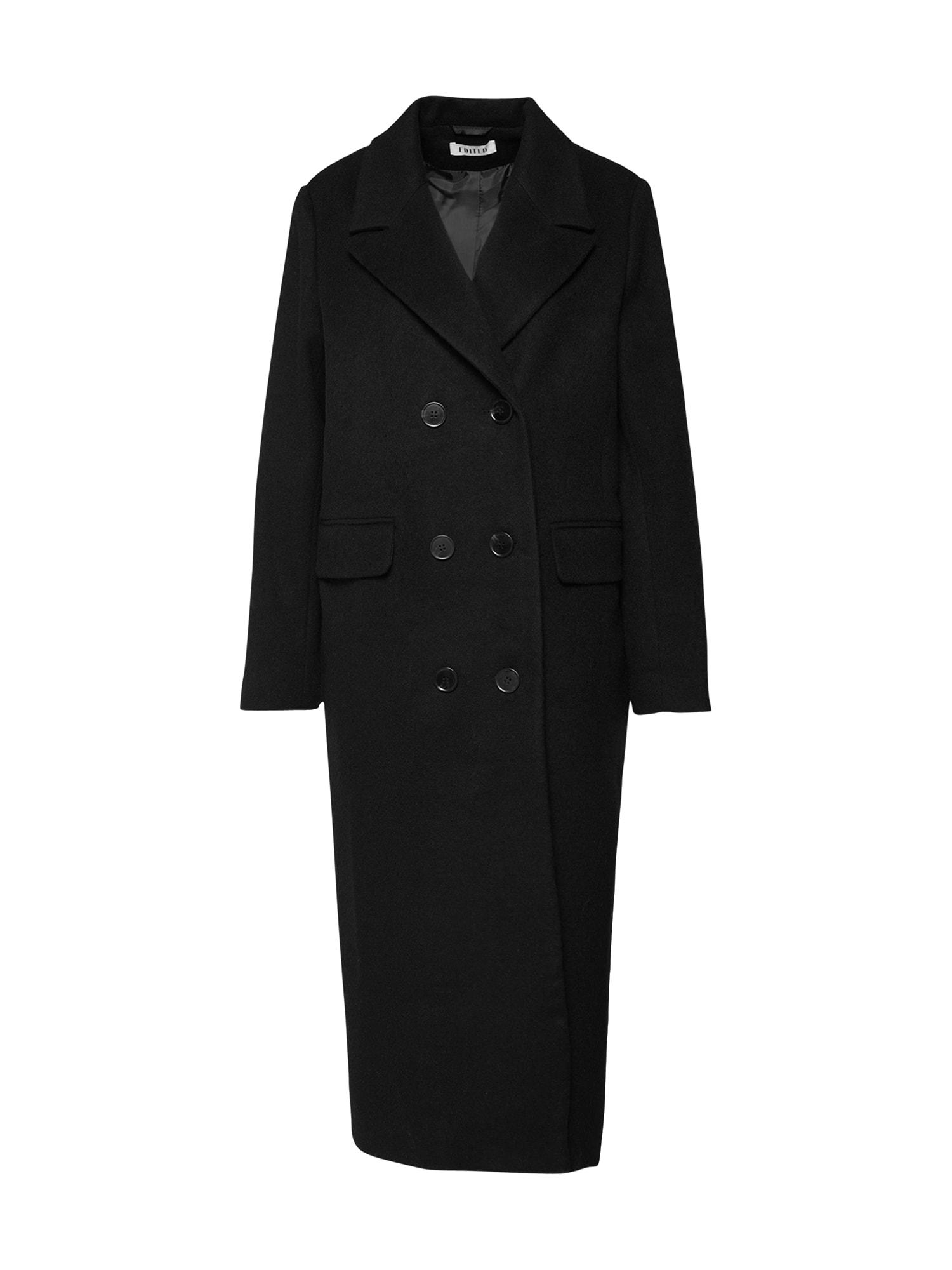 EDITED Rudeninis-žieminis paltas 'Bristol' juoda