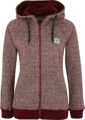 BILLABONG Kapuzensweatjacke 'Snow off'