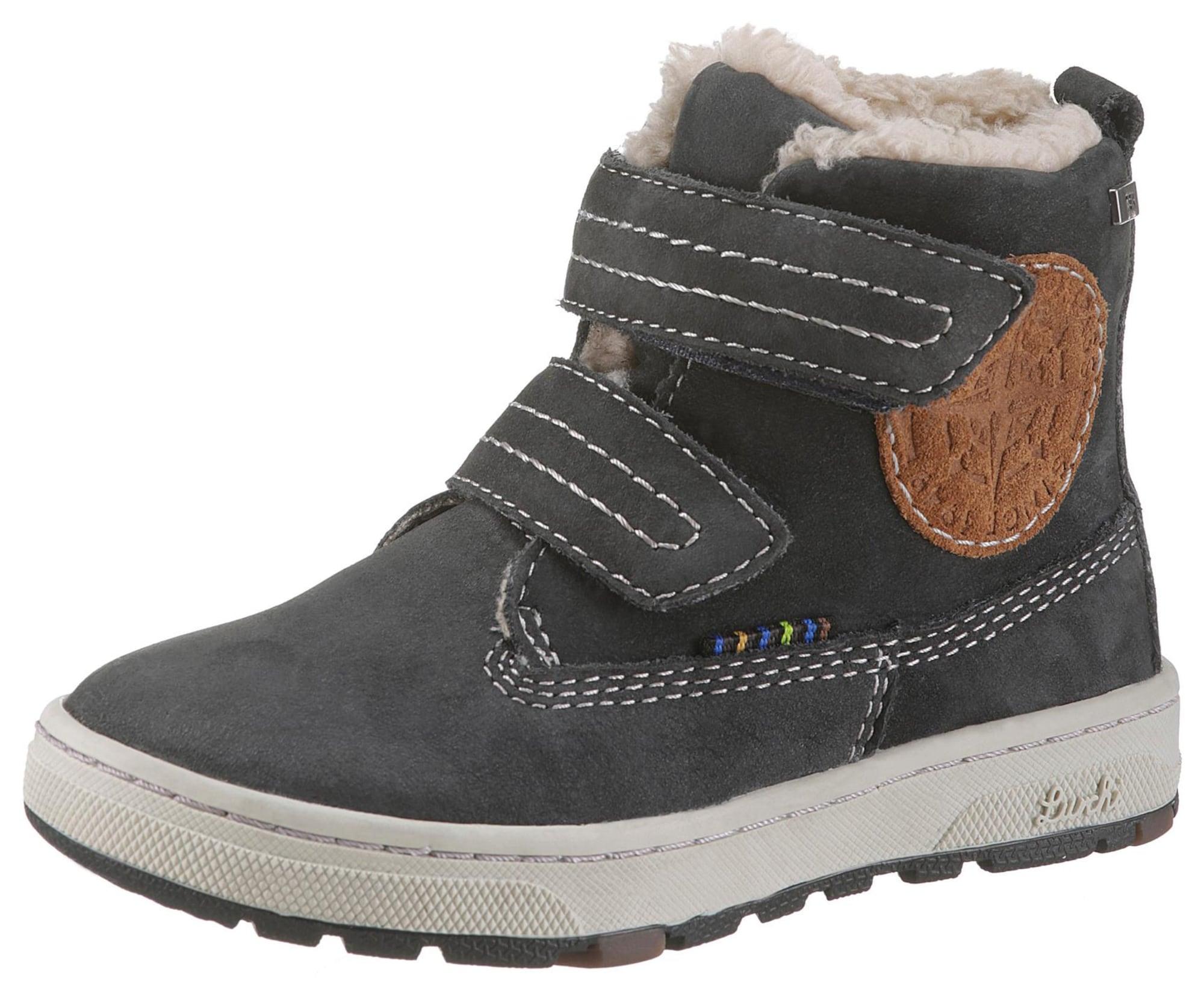 LURCHI Sniego batai ruda
