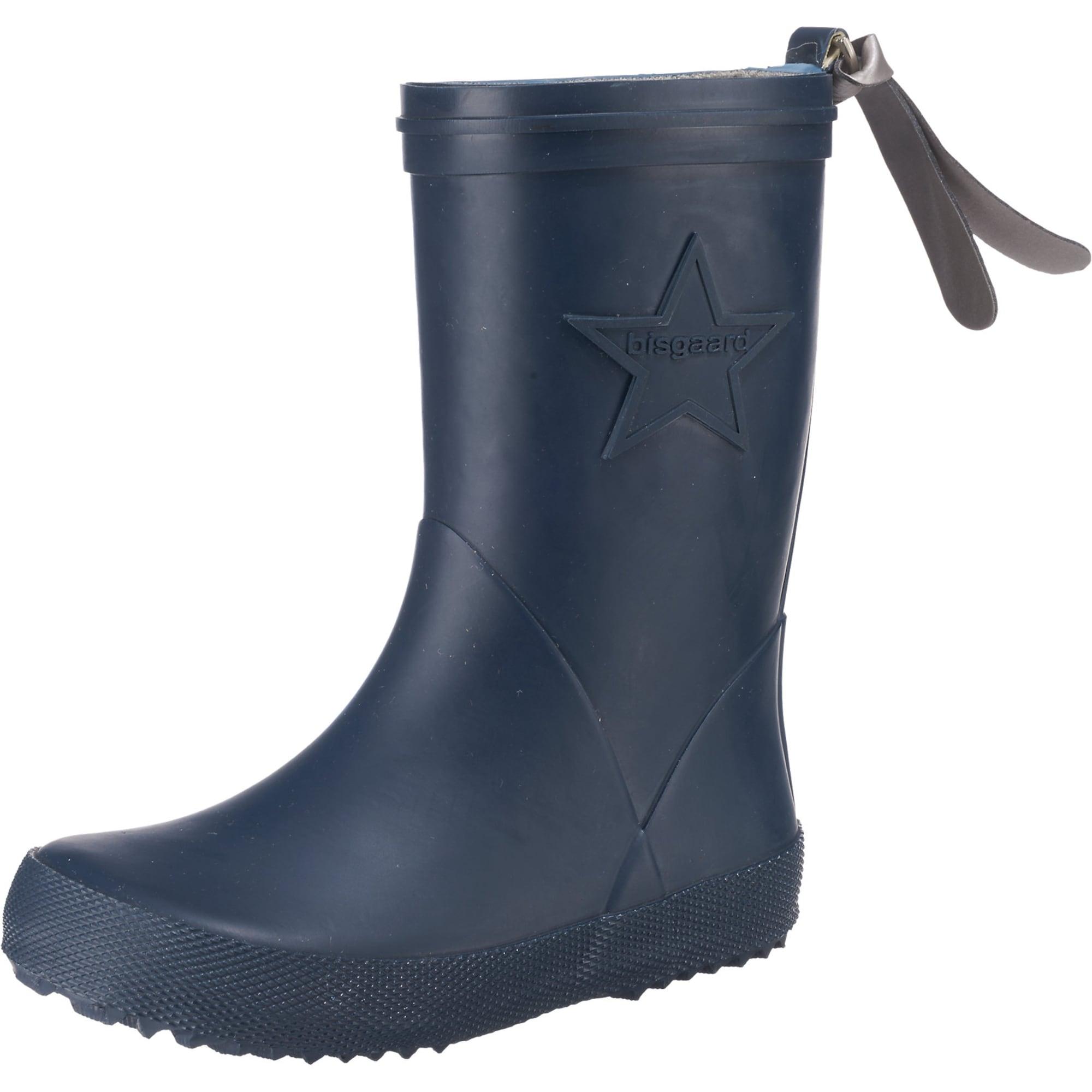 BISGAARD Guminiai batai ultramarino mėlyna (skaidri)