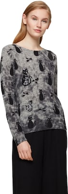 PRINCESS GOES HOLLYWOOD Pullover 'Cats & Mice'